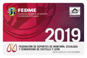 LICENCIAS FEDERATIVAS 2019